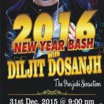 Diljit Dosanjh Concert