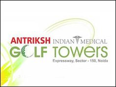 Antriksh Indian Medical Golf Towers